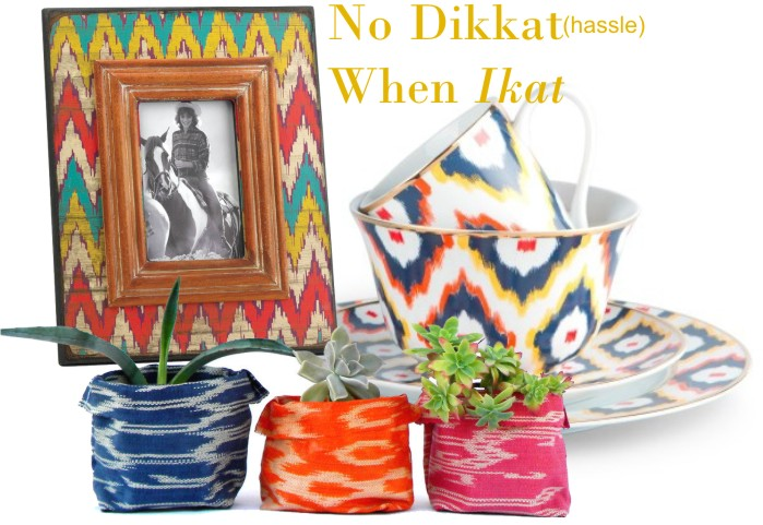 ikat home decor round up prepost