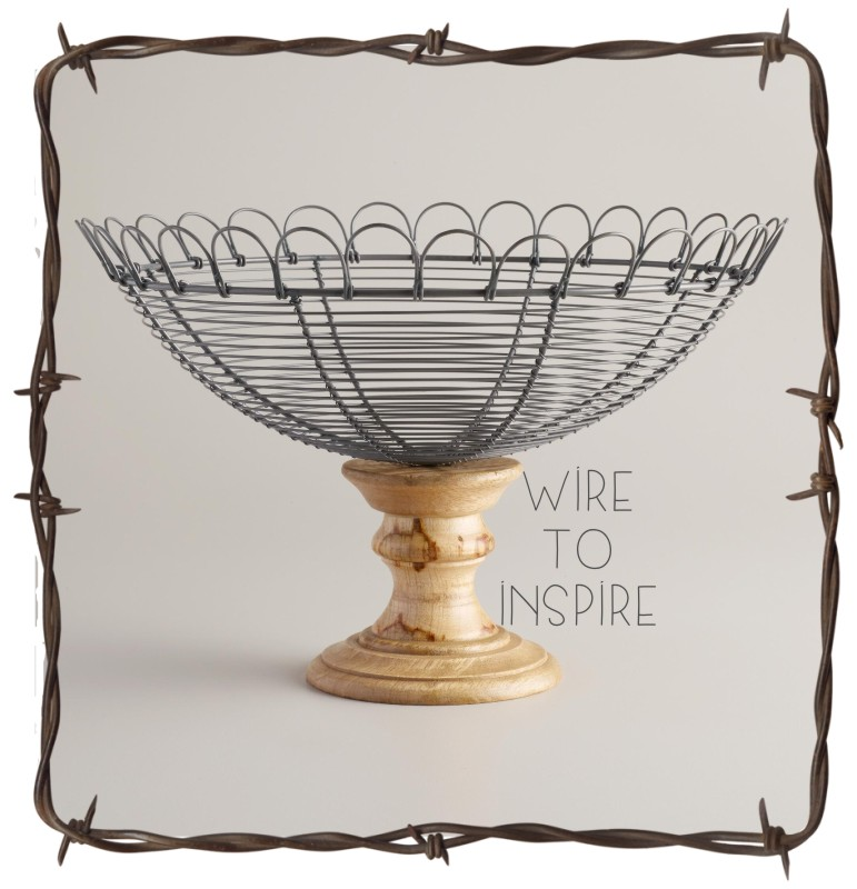 wire home accents- prepost