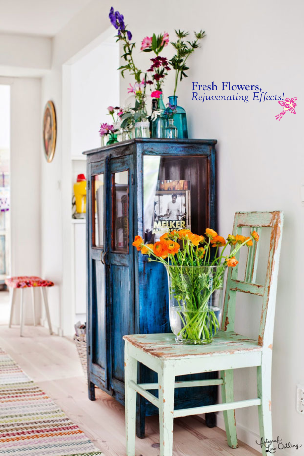 fresh flowers-prepost